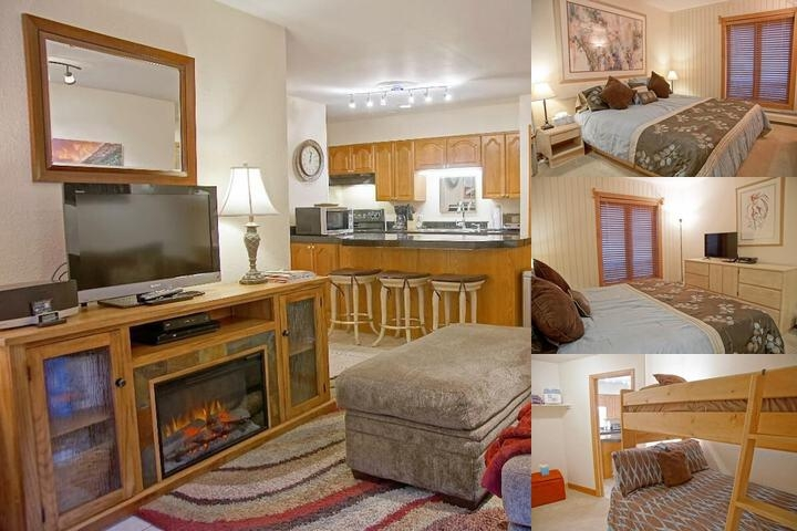 Lion Square Lodge photo collage