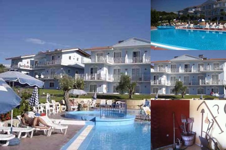 Filoxenia Hotel Apartments photo collage