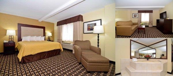 Best Western Woodstock Inn photo collage