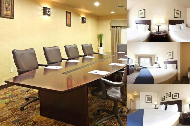 Holiday Inn Express & Suites Marshall photo collage