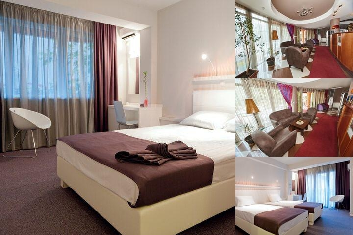 Hotel Leonardo photo collage