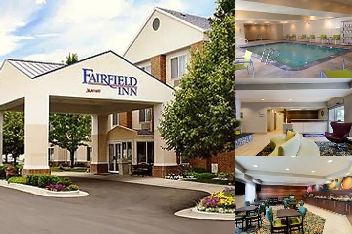 Fairfield Inn Layton / Salt Lake City photo collage