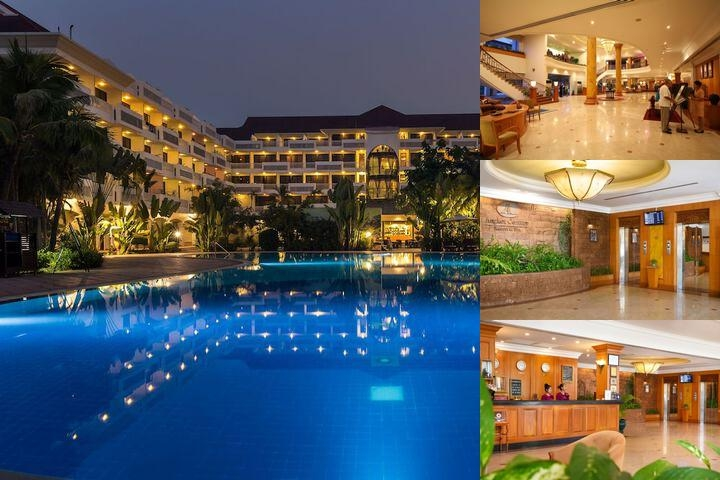 Angkor Century Resort & Spa photo collage