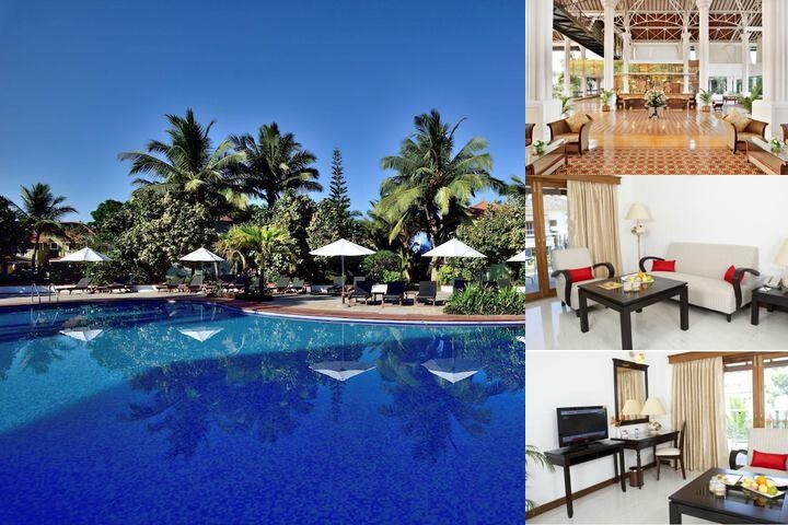 Radisson Blu Resort Goa Cavelossim Beach photo collage