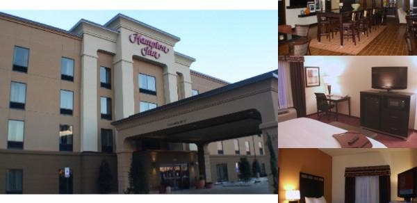 Hampton Inn Limerick Pa photo collage