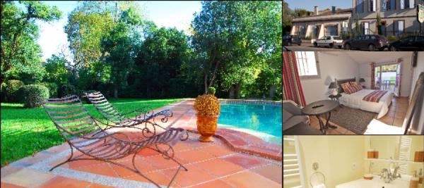 Le Clos D'arduenna photo collage