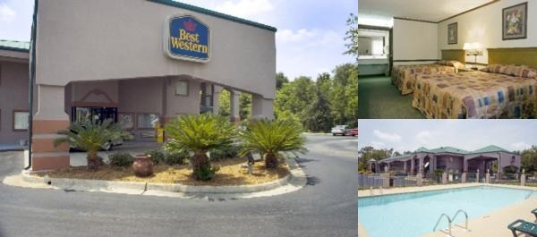 Best Western Riviera Inn photo collage
