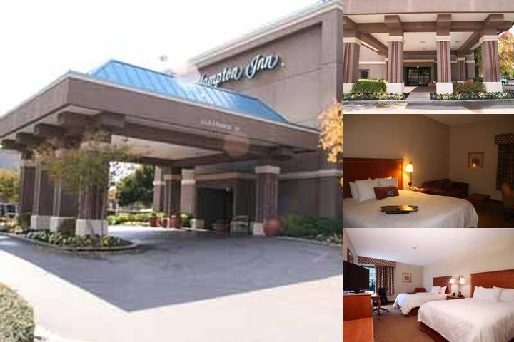 Hampton Inn Walnut Grove photo collage