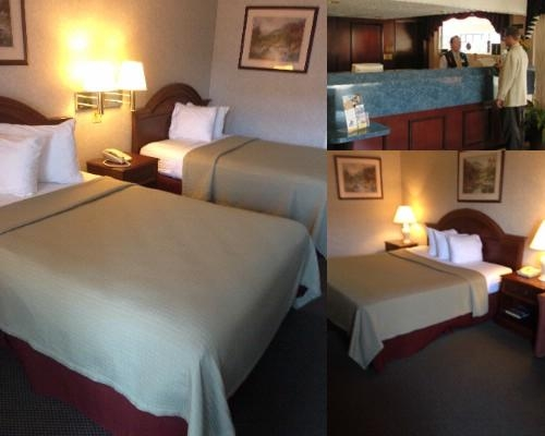 Motel 6 Edgewood photo collage
