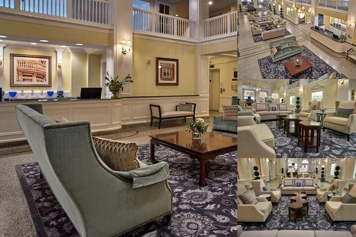 Stonewall Jackson Hotel Conference Center Photo Collage