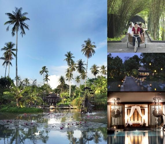 Anantara Phuket Villas photo collage