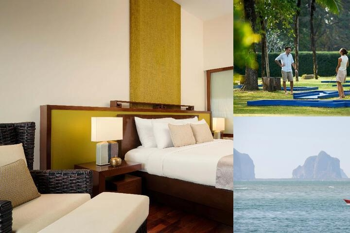Anantara Si Kao Resort & Spa photo collage