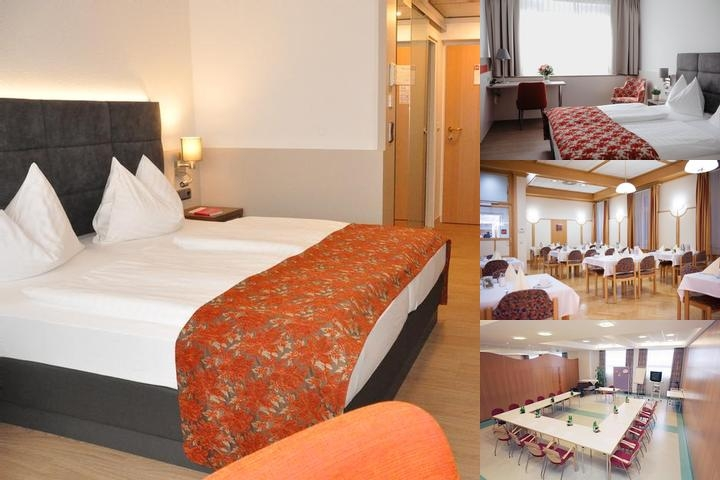 Hotel Kolping photo collage