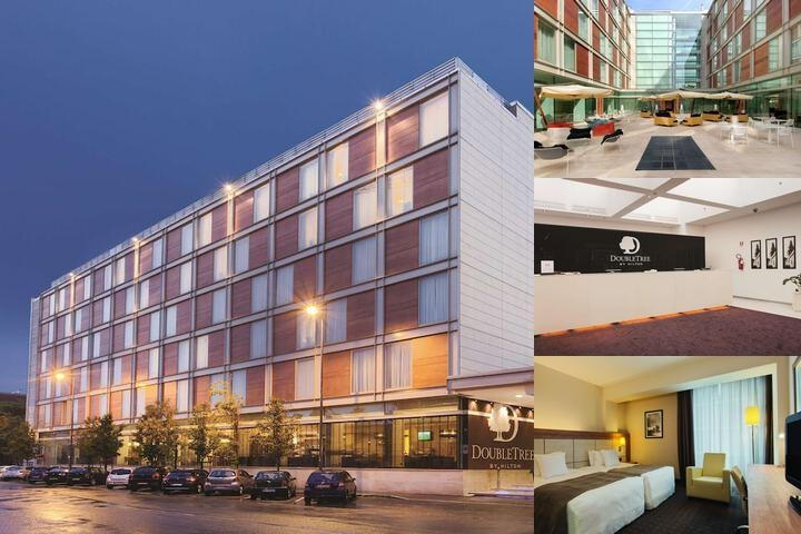 Doubletree by Hilton Milan photo collage