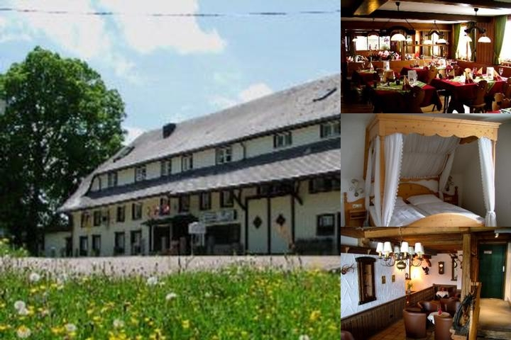 Hotel Landgasthof Adler photo collage