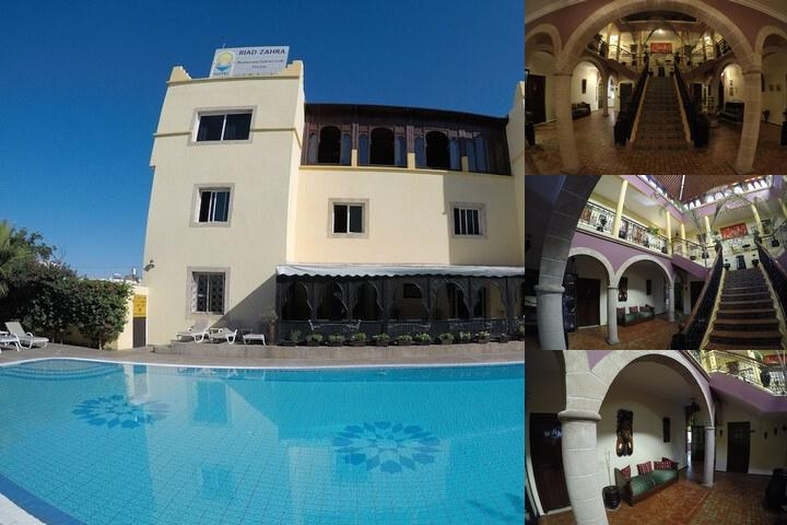 Hotel Riad Zahra photo collage