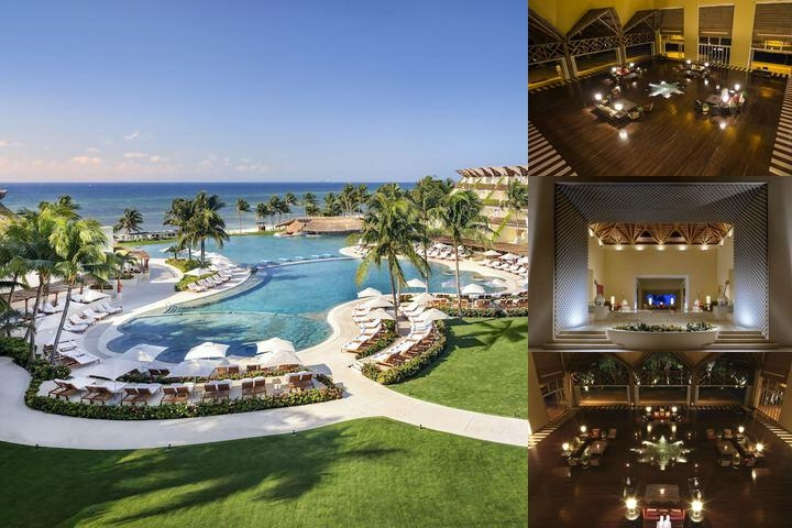 Grand Velas Riviera Maya All Inclusive photo collage