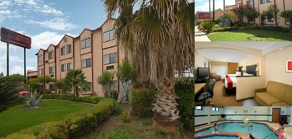 Best Western Alamo Suites photo collage