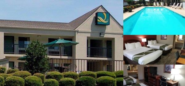 Quality Inn Pelham photo collage