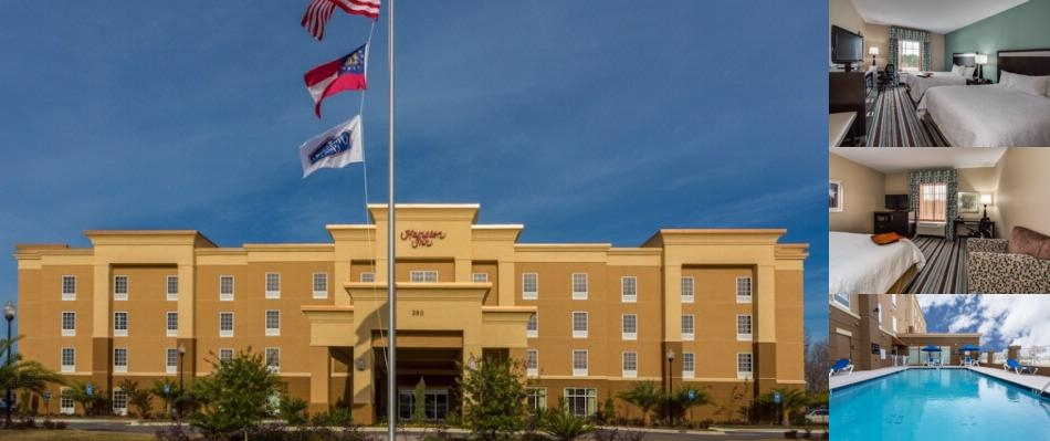 Hampton Inn Statesboro photo collage