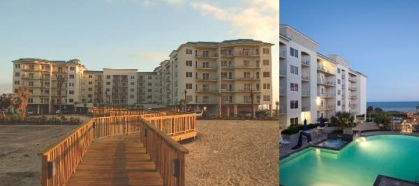 Holiday Inn Club Vacations Galveston Beach Resort photo collage