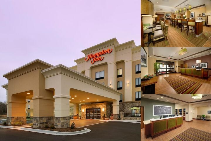 Hampton Inn Cleveland Tn photo collage