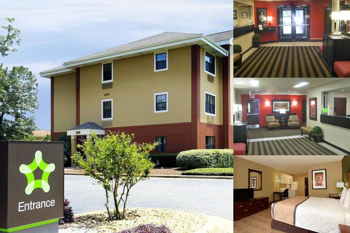 Extended Stay America Pensacola photo collage