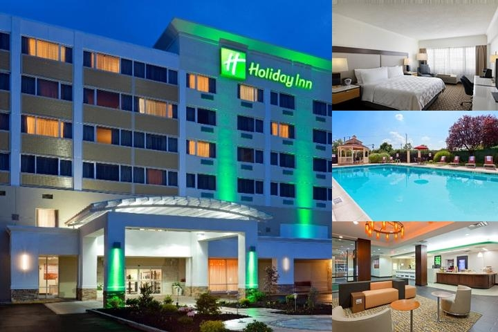 Holiday Inn Clark photo collage