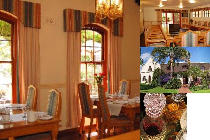 Somerton Manor photo collage