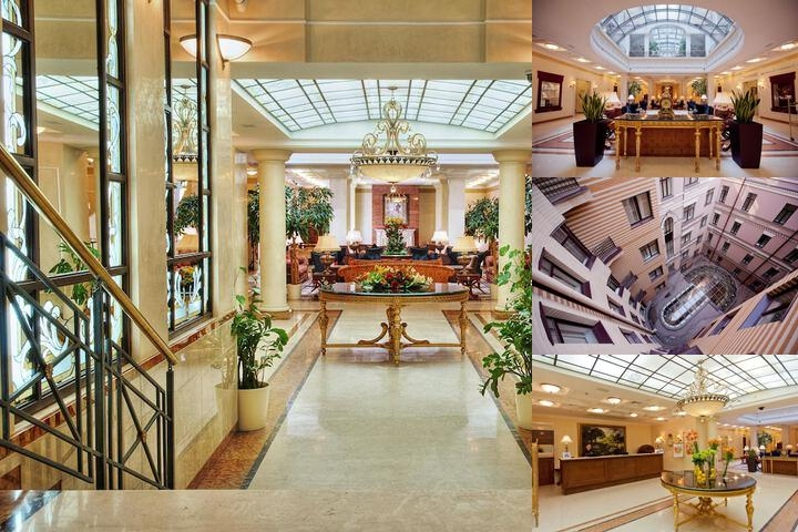 Opera Hotel photo collage