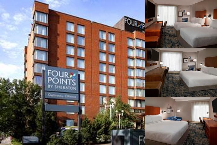 Four Points by Sheraton Gatineau Ottawa photo collage