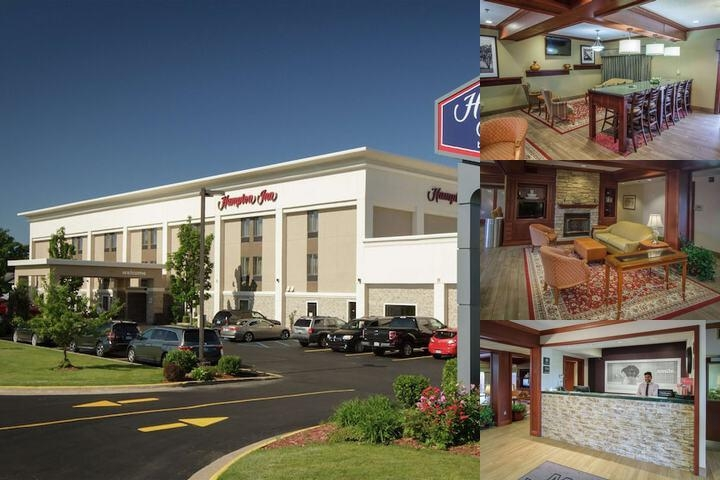 Hampton Inn South Haven photo collage