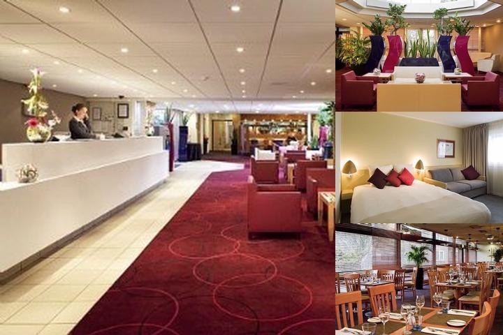 Novotel Nottingham East Midlands photo collage