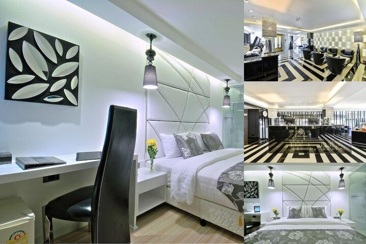 S Sukhumvit Suites Hotel photo collage