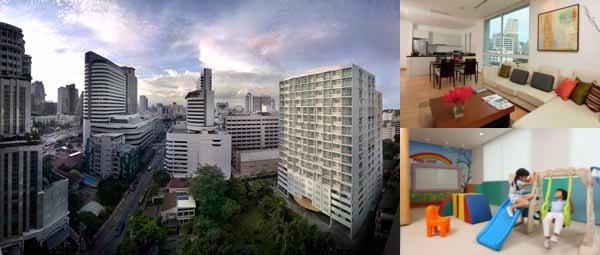 Shama Sukhumvit photo collage