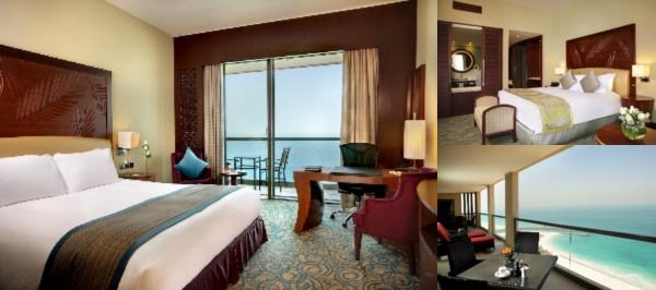 Sofitel Dubai Jumeirah Beach photo collage