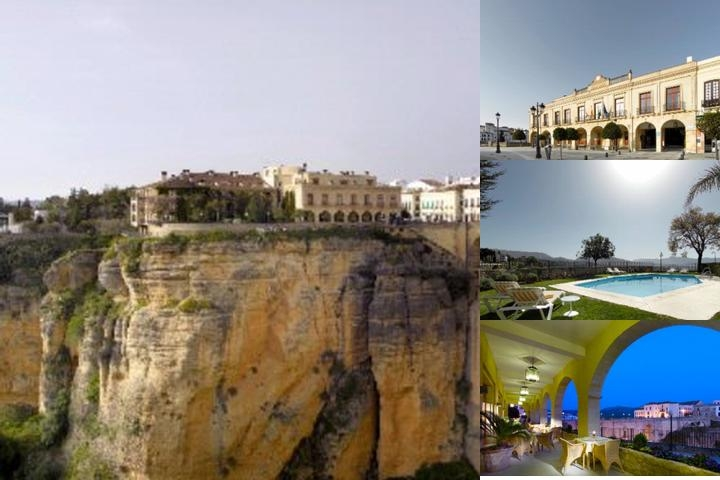 Parador De Ronda photo collage