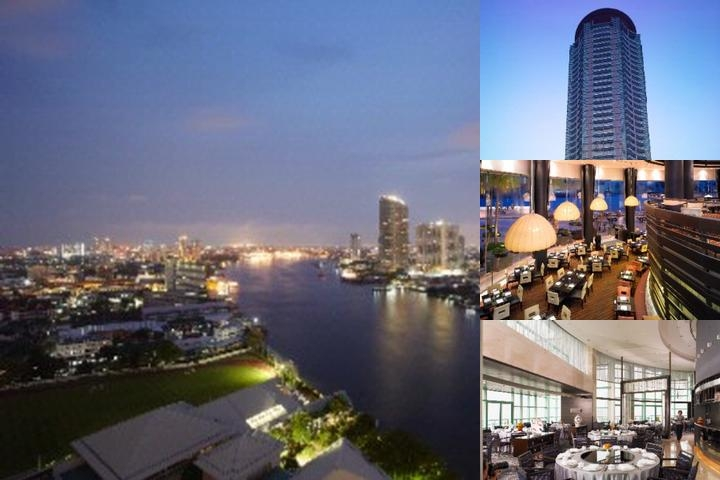 Chatrium Hotel Riverside Bangkok photo collage