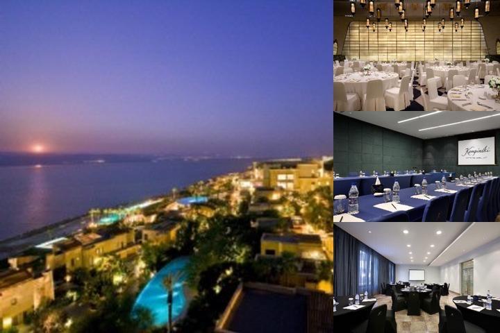 Kempinski Hotel Amman Jordan Photo Collage