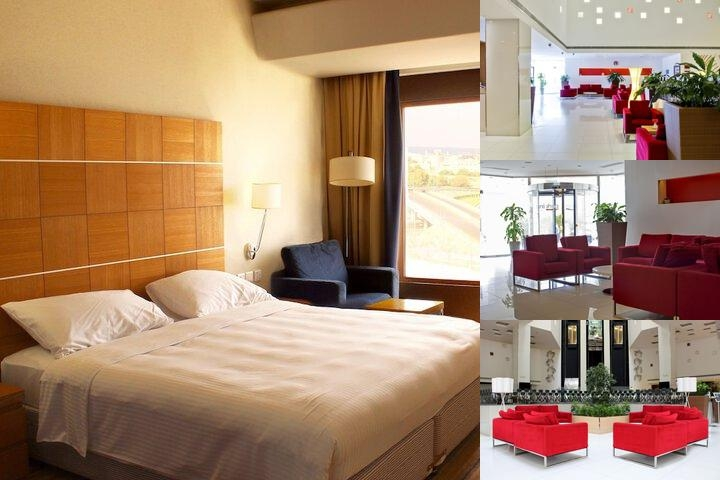 Park Inn by Radisson Muscat photo collage
