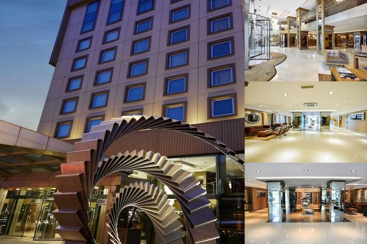 Avantgarde Hotel Levent photo collage