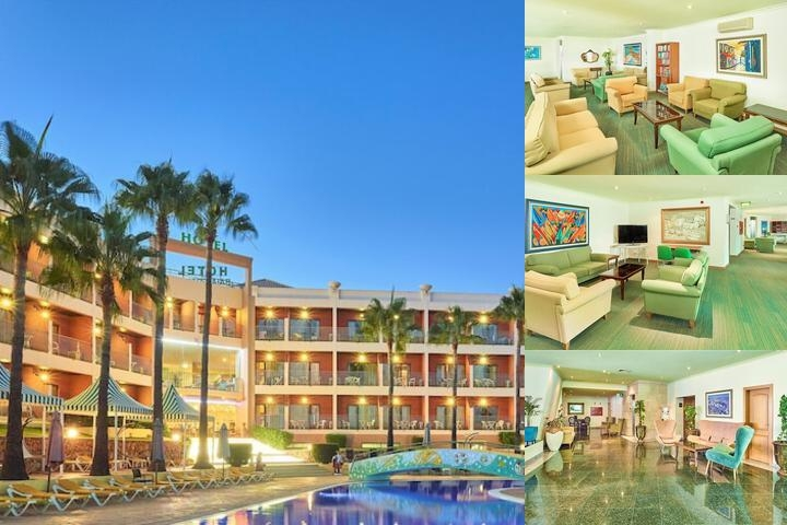 Hotel Baia Grande photo collage