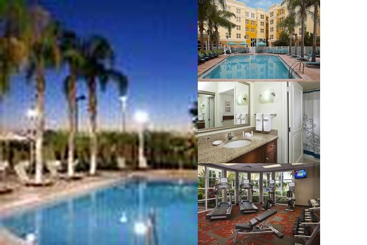 Daytona Beach Residence Inn photo collage