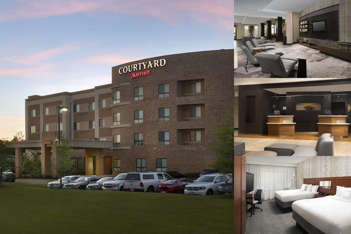 Courtyard by Marriott Lufkin photo collage