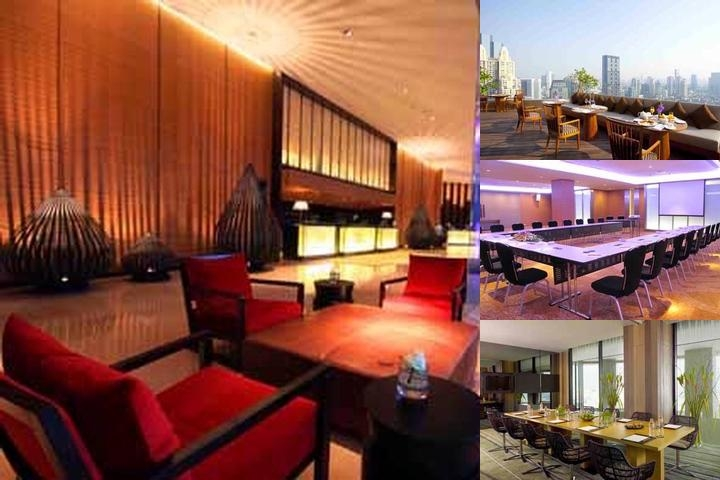 Anantara Bangkok Sathorn photo collage