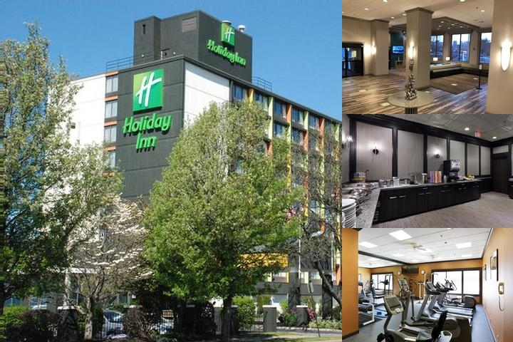 Holiday Inn Boston Bunker Hill Area photo collage
