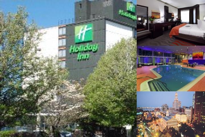 Holiday Inn Boston Bunker Hill photo collage