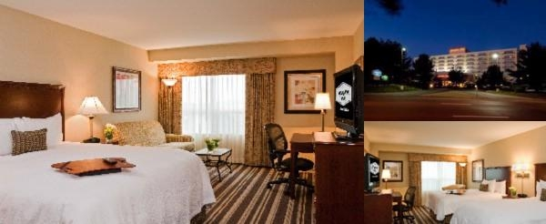 Hampton Inn Natick photo collage