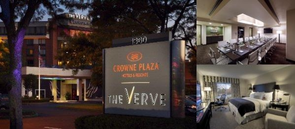 Verve Crowne Plaza photo collage