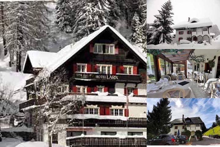 Chalet Hotel Larix photo collage